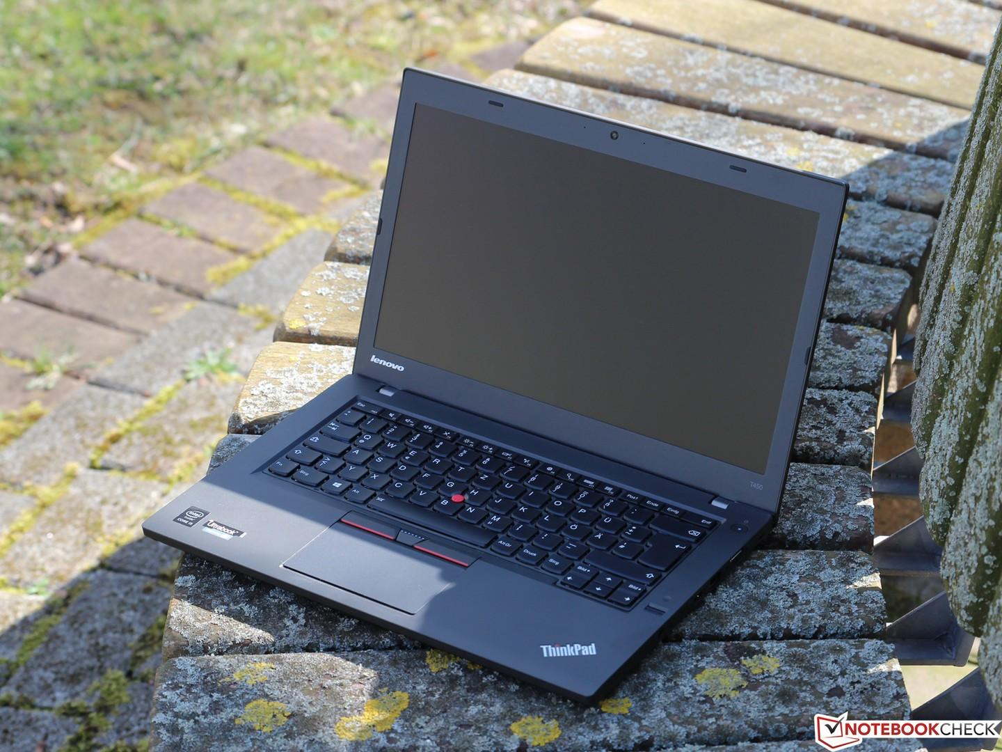 Lenovo ThinkPad T450 14 inch Windows 8.1 Pro