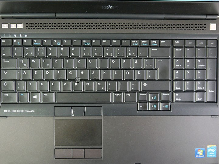 Laptop đồ họa Dell Precison M4800 cũ giá rẻ 3