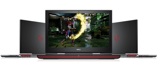 Dell Inspiron 7567 laptop chơi game giá rẻ