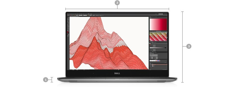 New Dell Precision 15 5520