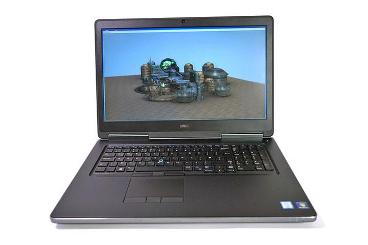 New Dell Precision 7710 giá rẻ nhất 2