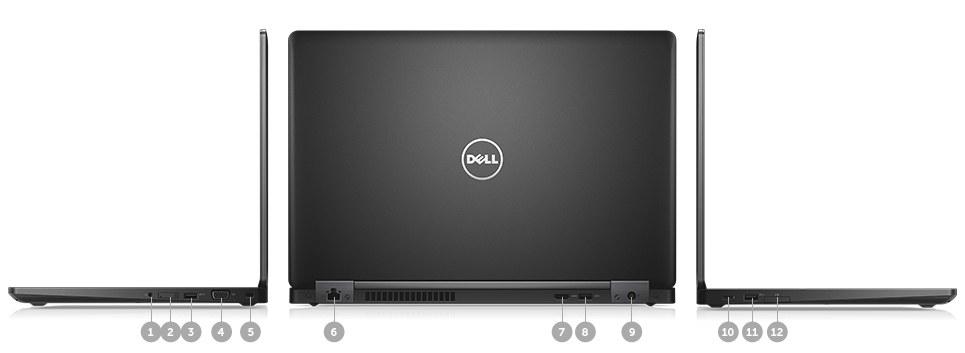 New Dell Precision 3520 core i5