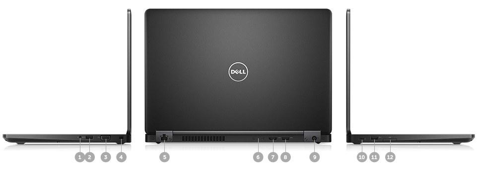 Giá bán New Dell Latitude 5480 2017 5