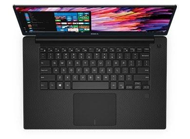 Dell XPS 15 2017 Tương tác trực quan