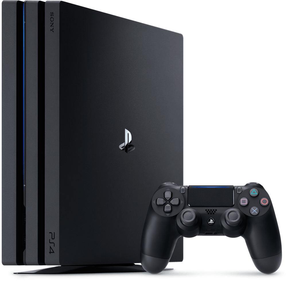 Sony PlayStation 4 Pro Design