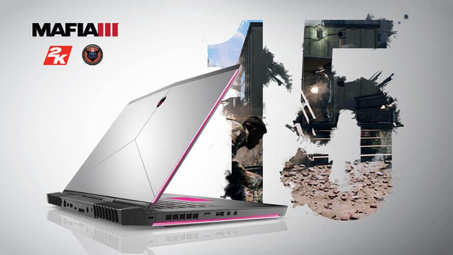 Alienware 15 R3 2017 gaming laptop techs