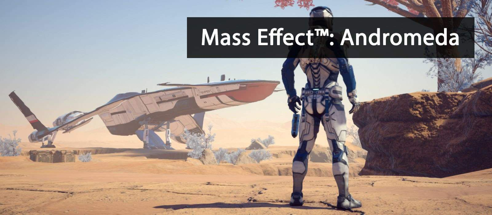 Sony PlayStation 4 Pro Game Mass Effect: Andromeda