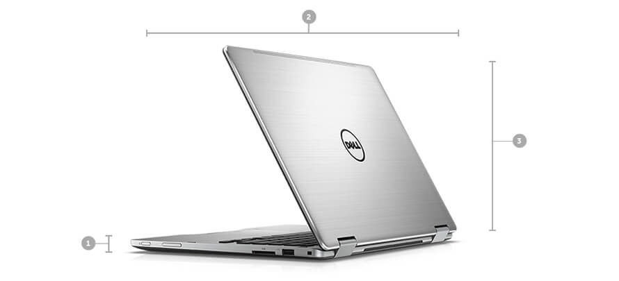 Dell Inspiron 7278 2 in 1 -- 07