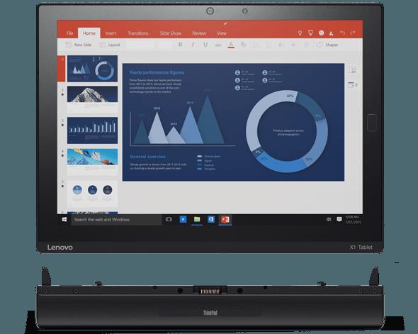 Đánh giá Lenovo ThinkPad X1 Tablet