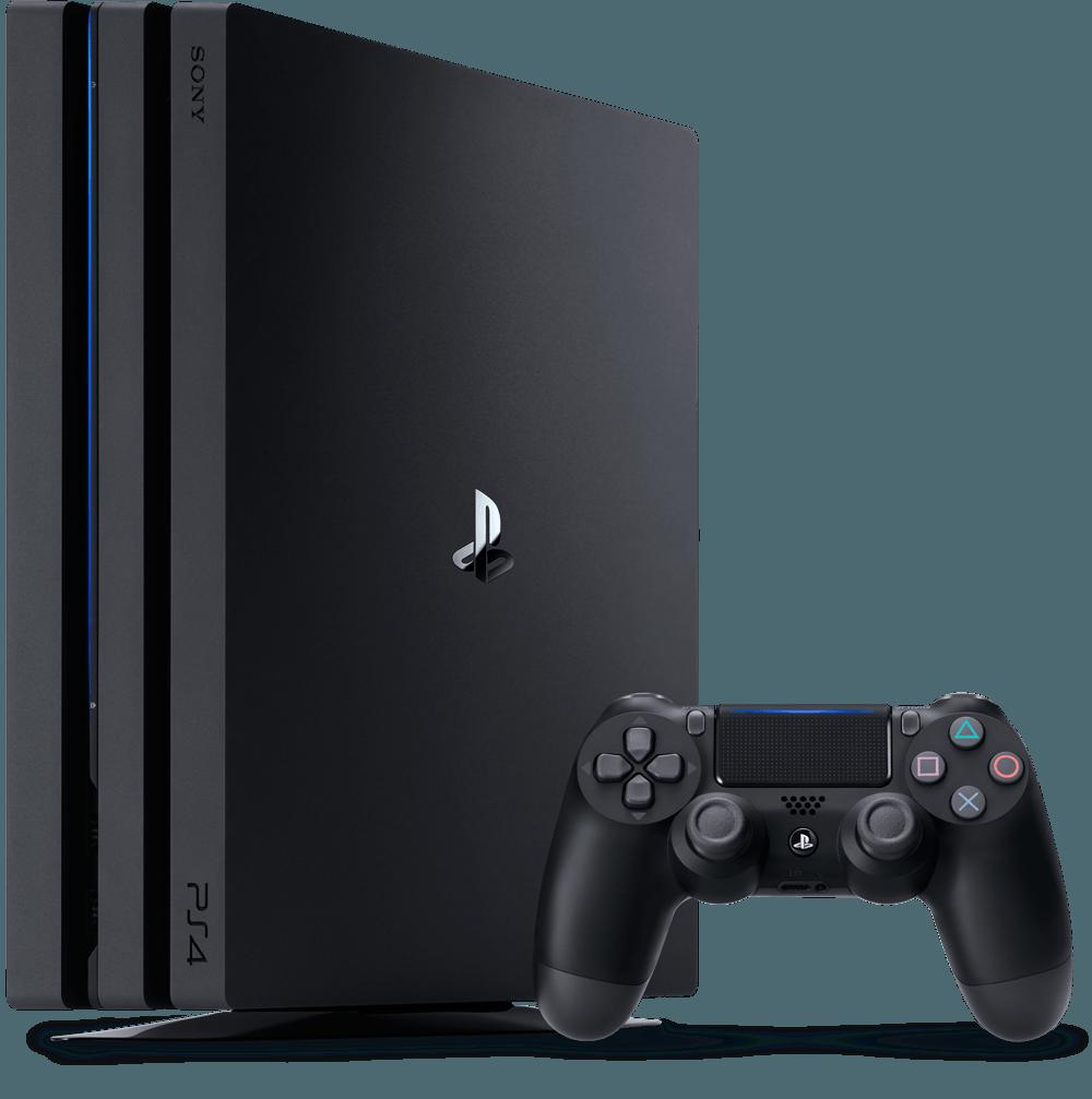 Sony PlayStation 4 Pro Design