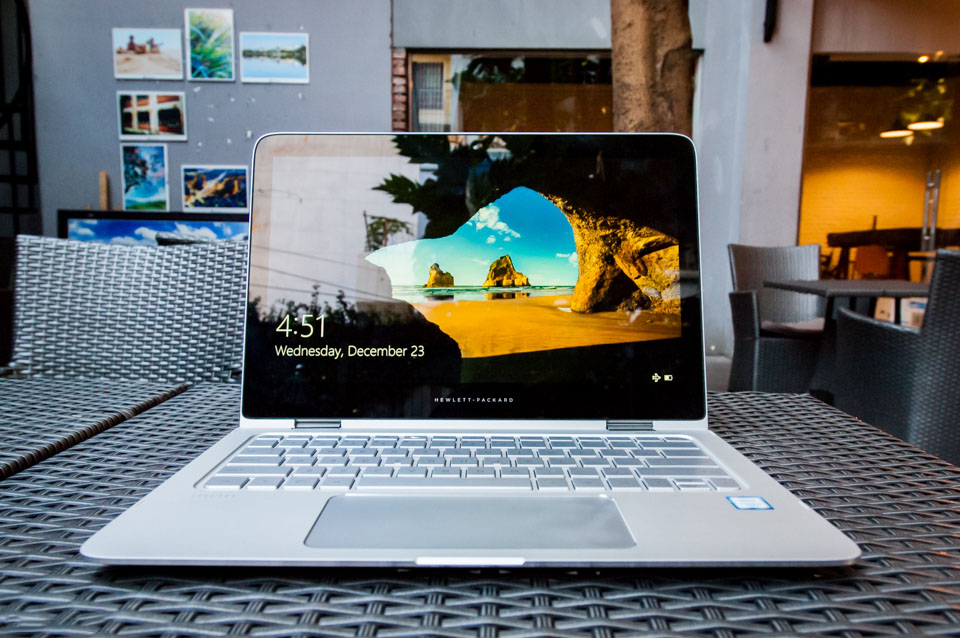 HP Spectre 13 X360 review