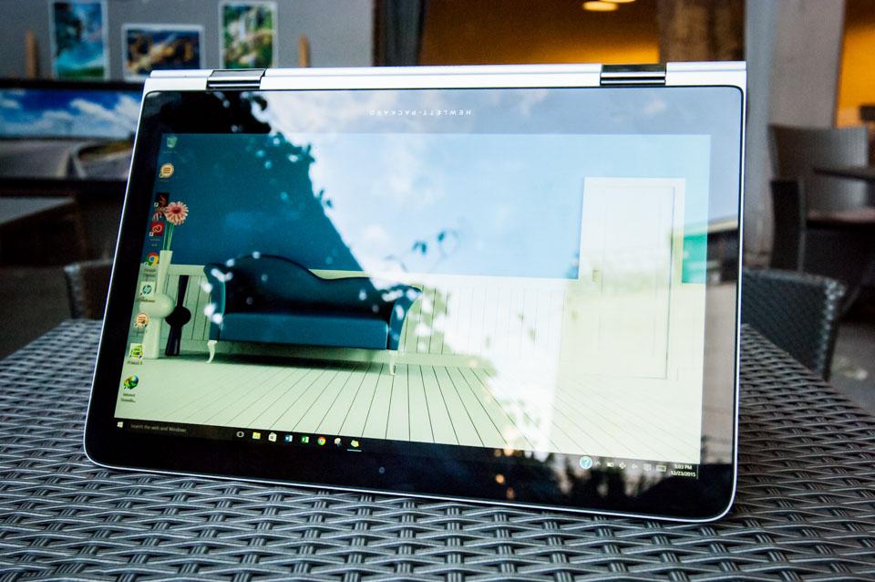 Đánh giá hiệu năng HP Spectre 13 X360 Core i7 6500U