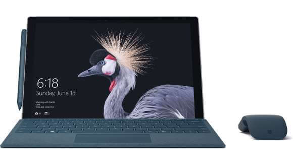 New Surface Pro 2017 reivew 2