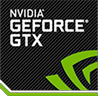 Powered by NVIDIA GEFORCE GTX