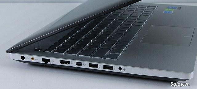 Asus N550JV: hiệu năng cao hơn với chip Haswell - 15955