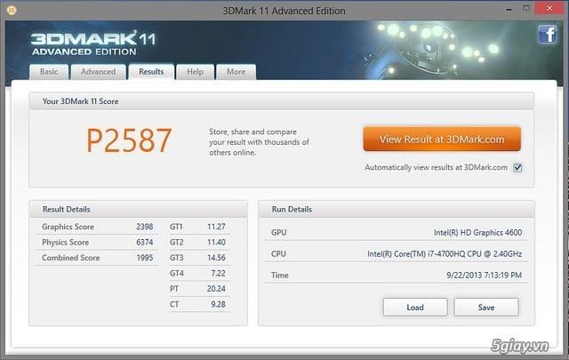 Asus N550JV: hiệu năng cao hơn với chip Haswell - 15960