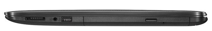 Asus X554LA-XX1233D Core i3 5005U - Black