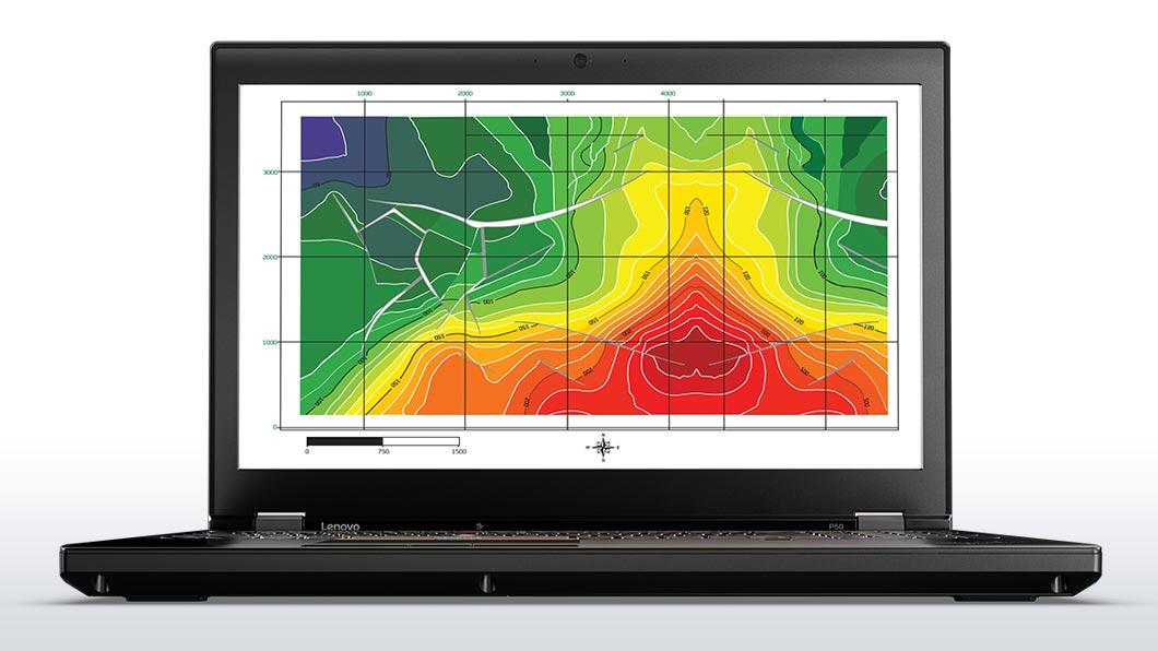 Lenovo Thinkpad P50 Core i7-6700HQ 8Gb 500Gb Quadro M1000 15.6