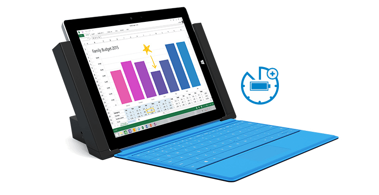 Surface 3 Docking Station