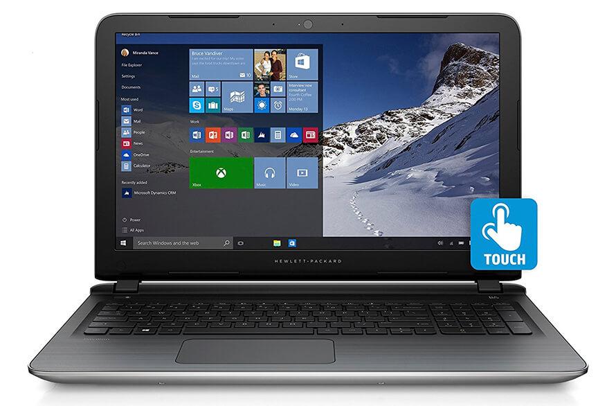 HP Pavilion 15-AB143CL Windows 10 cảm ứng