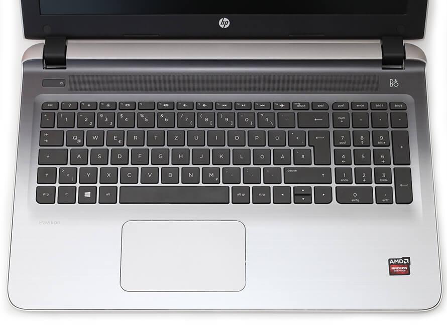 HP Pavilion 15-AB143CL bàn phím full-size