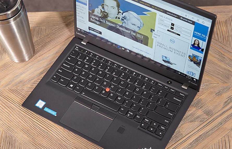 Lenovo ThinkPad X1 Carbon Gen 5 performance
