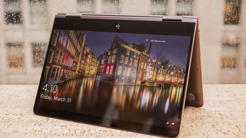 HP Spectre X360 13T review
