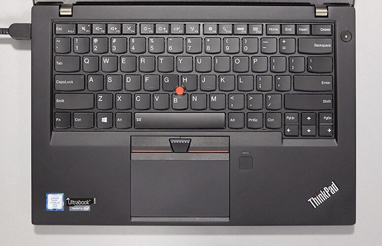 Lenovo Thinkpad T460s bàn phím