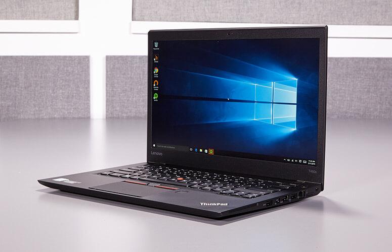 Đánh giá Lenovo Thinkpad T460s