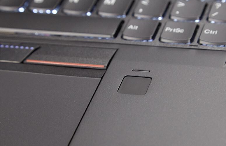 Lenovo Thinkpad T460s cảm biến vân tay