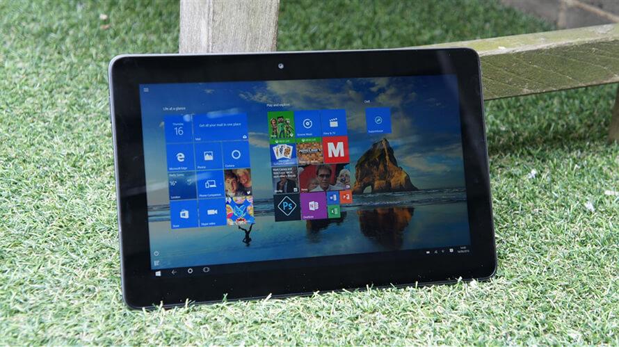 Dell Latitude 11 5179 tablet 2 in 1 màn hình cực sắc nét