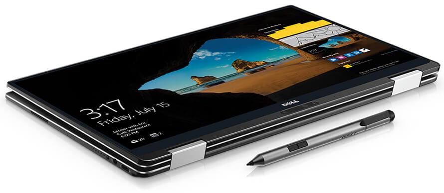 Dell XPS 13 9365 màn hình cảm ứng