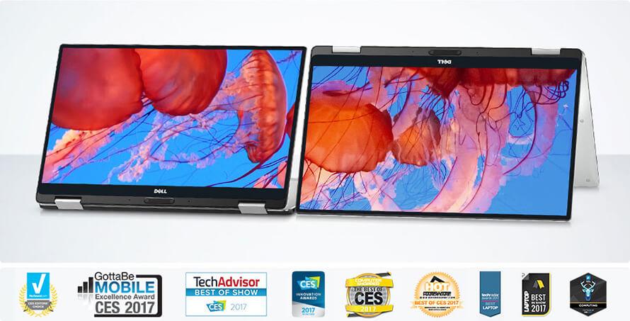 Dell XPS 13 9365 CES 2017