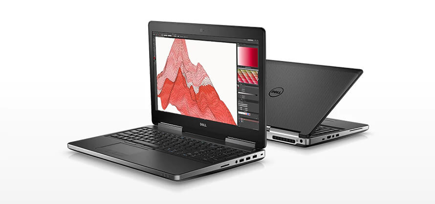 New Workstation Dell Precison 7520 5