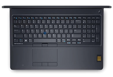 New Workstation Dell Precison 7520 6