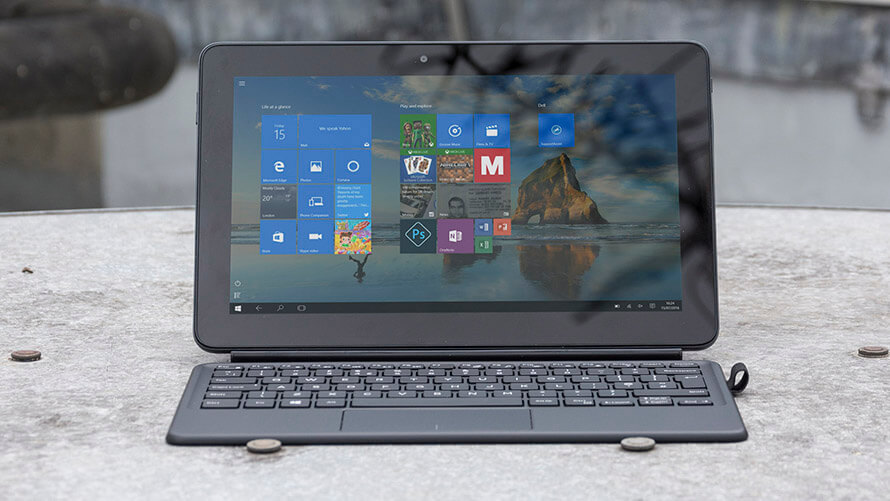 Dell Latitude 11 5179 tablet 2 in 1 thiết kế