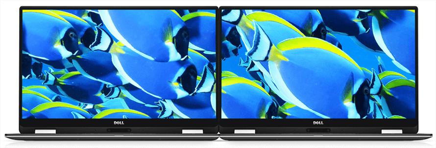 Dell XPS 13 9365 màn hình InfinityEdge