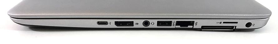 HP Elitebook 840 G4 cạnh phải