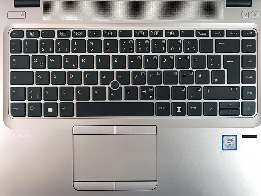 HP Elitebook 840 G4 bàn phím