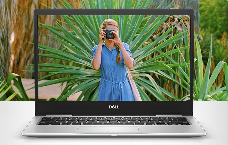 Dell Inspiron 7370 13 inch 8 Gen Intel Core Kaby Lake R