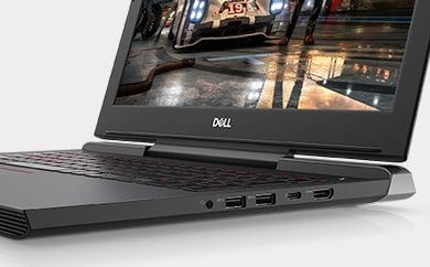 Dell Inspiron 7577 kết nối nhanh