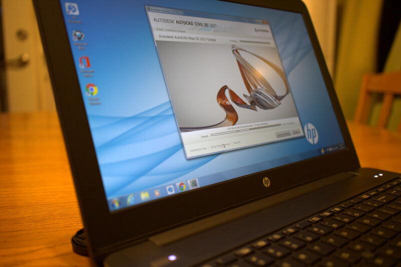 HP ZBook 15 G3 Quadro M2000M