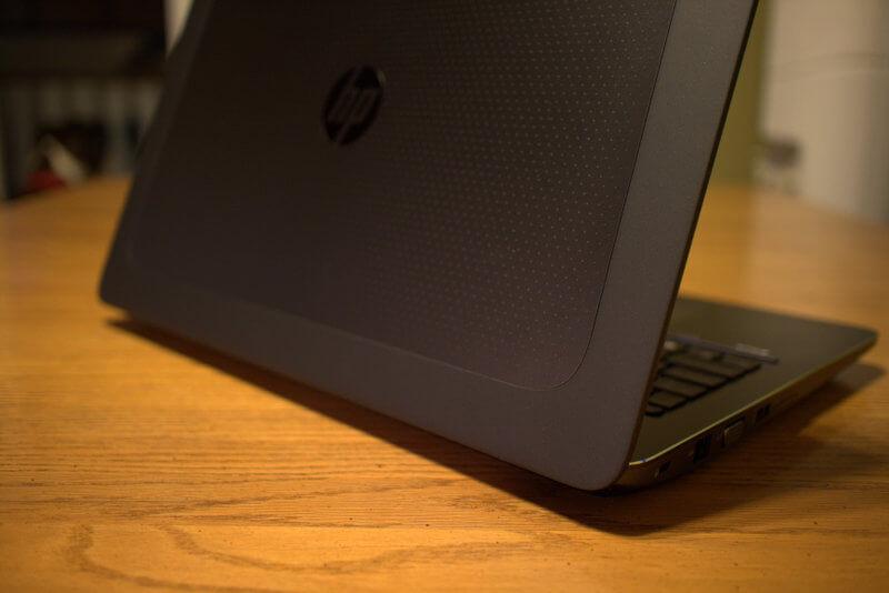 HP ZBook 15 G3 bền bỉ