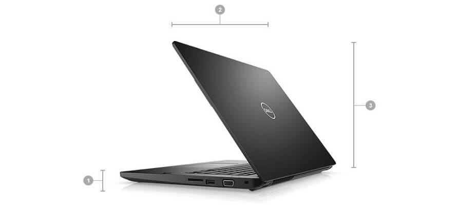 Dell Latitude 3480 Core i5