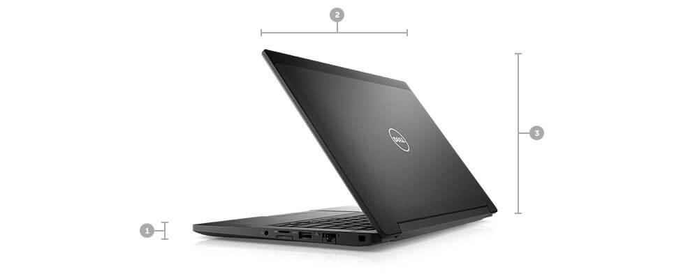 Dell Latitude 7280 12.5inch Core i5 Windows 10 Pro