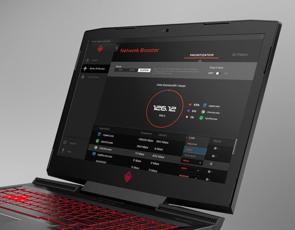 New HP Omen 15t 2017 New Design - Core i7 7700HQ, GTX 1050Ti, GTX 1070