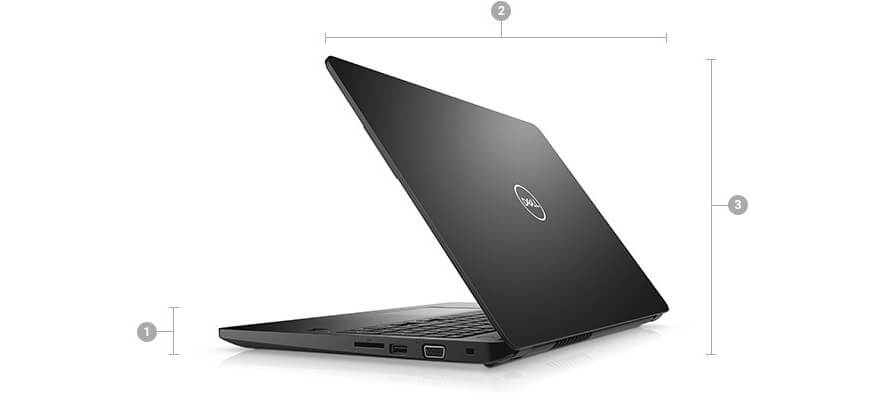 Laptop Dell Latitude 3580 Core i7 giá rẻ