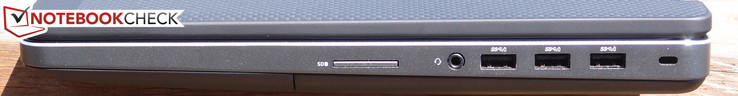 Dell Precision 7510 Core i7 6920HQ 15.6 inch FHD Win 10 Pro