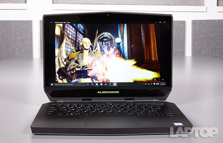 Alienware 13 Core i7 chính hãng