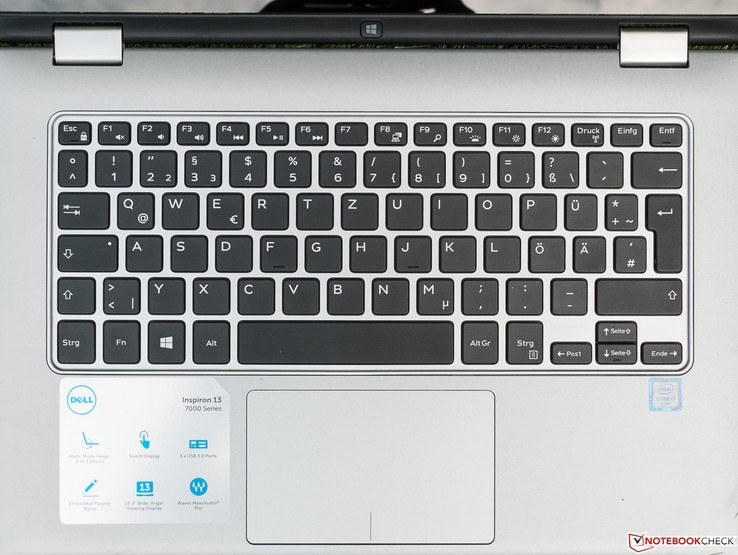 Dell Inspiron i7359 - Laptop 2 in 1 13.3 inch Windows 10 Cảm ứng
